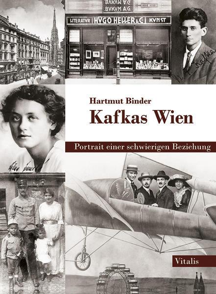 Kafkas Wien - Coverbild