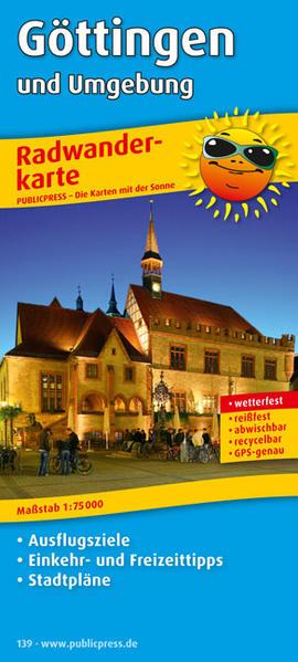 Göttingen und Umgebung - Coverbild