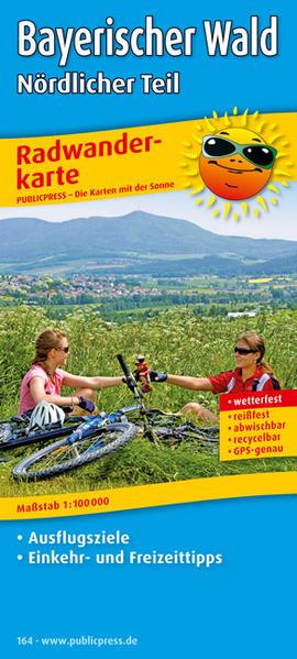 Bayerischer Wald (Nördlicher Teil) - Coverbild