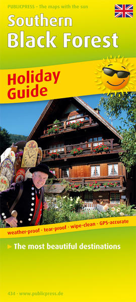Southern Black Forest - Coverbild