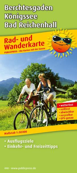 Berchtesgaden - Königssee - Bad Reichenhall - Coverbild