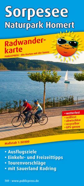 Sorpesee, Naturpark Homert - Coverbild