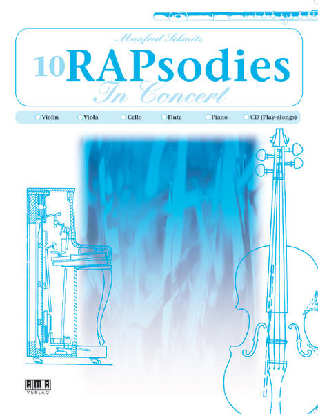 10 RAPsodies In Concert - Coverbild