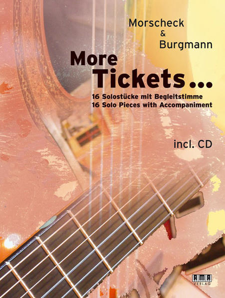 More Tickets... - Coverbild