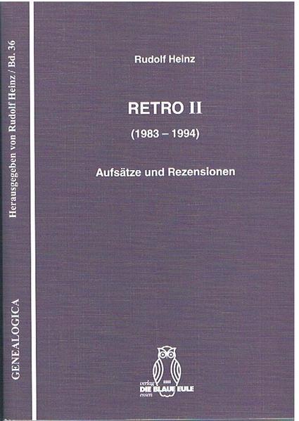 Retro II  (1983-1994) - Coverbild