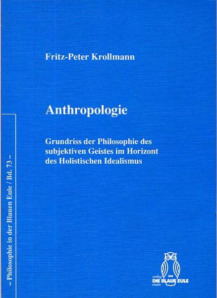Anthropologie - Coverbild