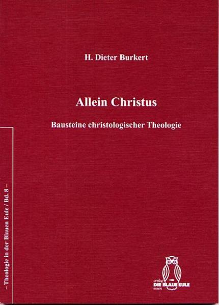 Allein Christus - Coverbild