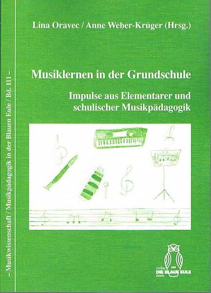 Musiklernen in der Grundschule - Coverbild