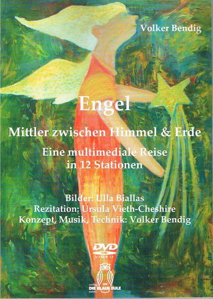 Engel mit DVD Video - Coverbild