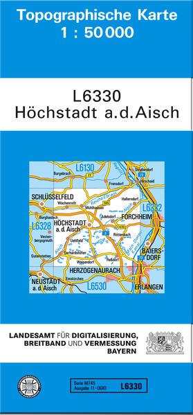 TK50 L6330 Höchstadt a.d.Aisch - Coverbild