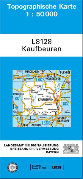 TK50 L8128 Kaufbeuren - Coverbild