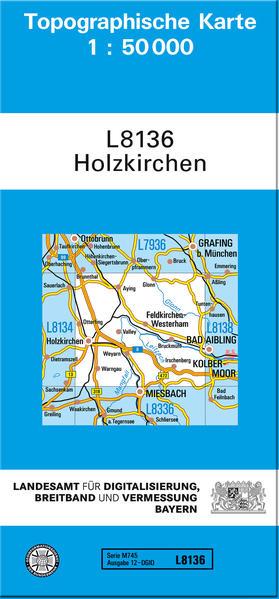 TK50 L8136 Holzkirchen - Coverbild