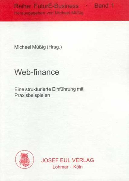 Web-finance - Coverbild