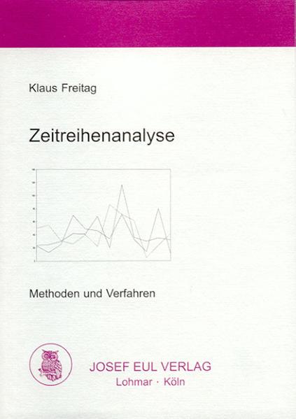 Zeitreihenanalyse - Coverbild