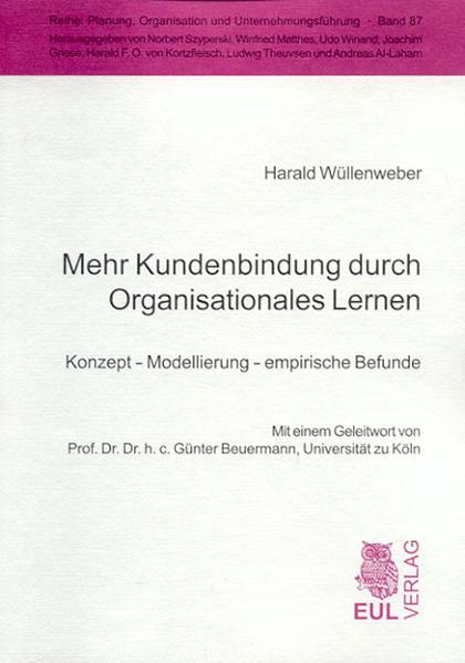Mehr Kundenbindung durch Organisationales Lernen - Coverbild