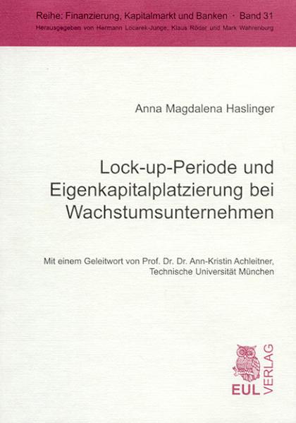 Lock-up-Periode und Eigenkapitalplatzierung bei Wachstumsunternehmen - Coverbild