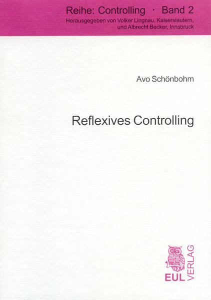 Reflexives Controlling - Coverbild