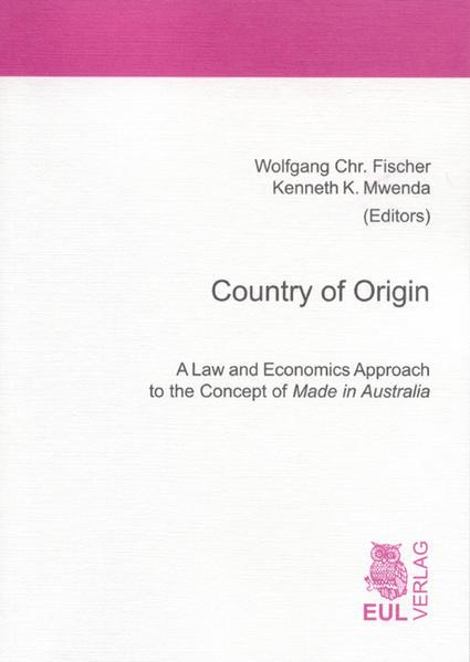 Country of Origin - Coverbild