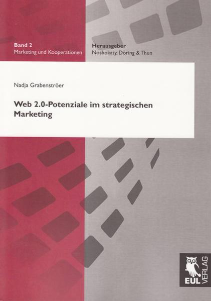 Web 2.0-Potenziale im strategischen Marketing - Coverbild