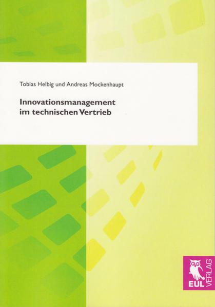 Innovationsmanagement im technischen Vertrieb - Coverbild