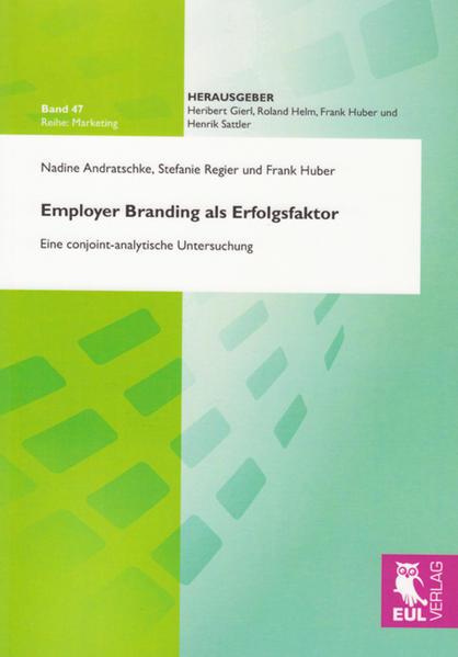 Employer Branding als Erfolgsfaktor - Coverbild