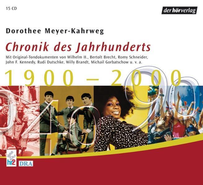 Chronik des Jahrhunderts - Coverbild