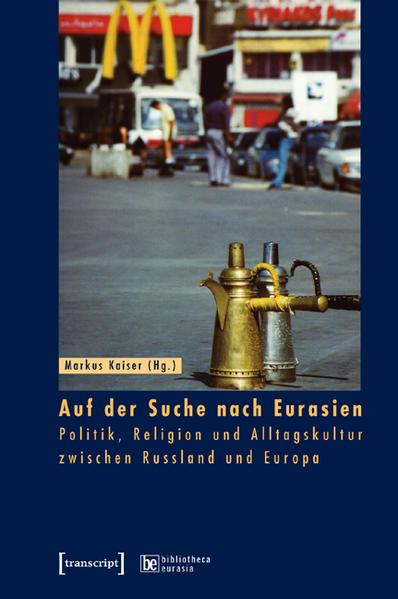 Auf der Suche nach Eurasien - Coverbild