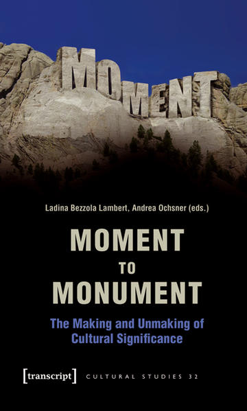 Moment to Monument - Coverbild