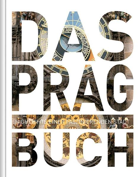 Das Prag Buch - Coverbild