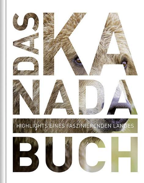 Das Kanada Buch - Magnum-Ausgabe - Coverbild
