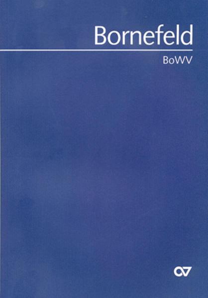 Helmut Bornefeld BoWV - Coverbild