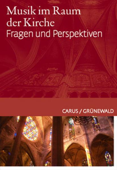 Musik im Raum der Kirche - Coverbild
