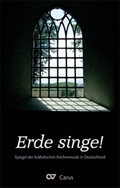 Erde singe - Coverbild
