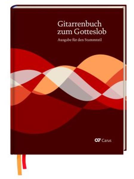 Gitarrenbuch zum Gotteslob - Coverbild