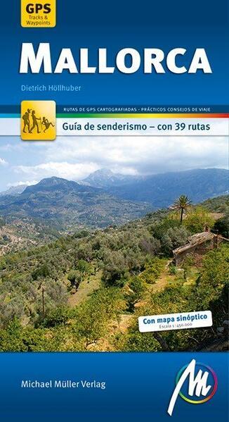 Mallorca Guia de senderismo - Coverbild