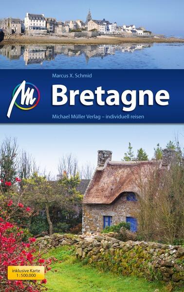 Bretagne - Coverbild