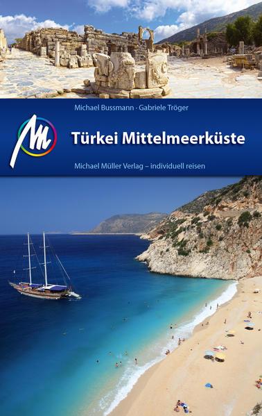 Türkei Mittelmeerküste - Coverbild