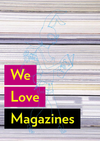 We Love Magazines - Coverbild