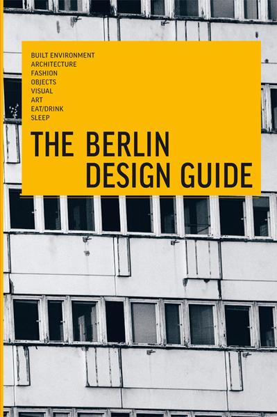 The Berlin Design Guide - Coverbild