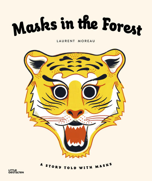 Masks in the Forest - Coverbild