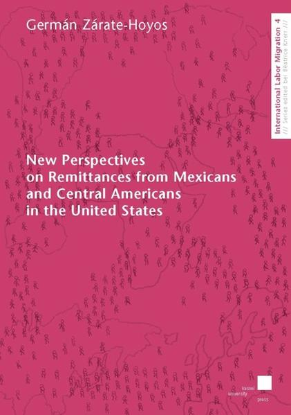 New Perspectives on Remittances from Mexicans and Central Americans in the United States - Coverbild