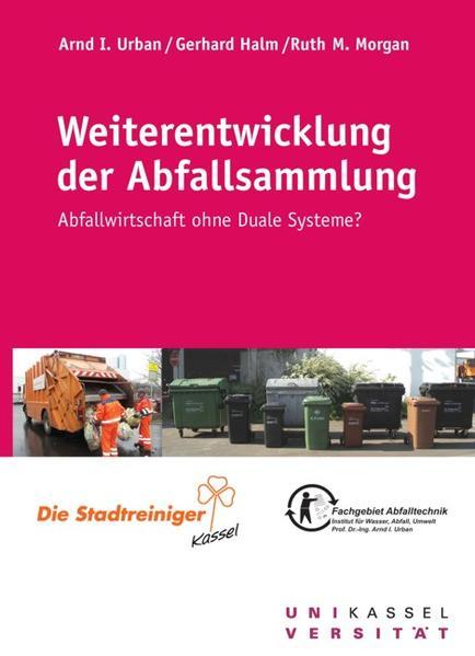 Weiterentwicklung der Abfallsammlung - Coverbild