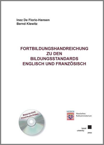 Fortbildungshandreichung zu den Bildungsstandards Englisch und Französisch - Coverbild