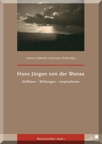 Hans Jürgen von der Wense - Coverbild