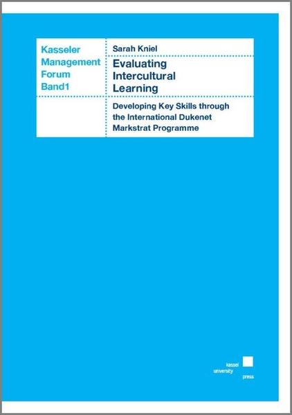 Evaluating Intercultural Learning - Coverbild