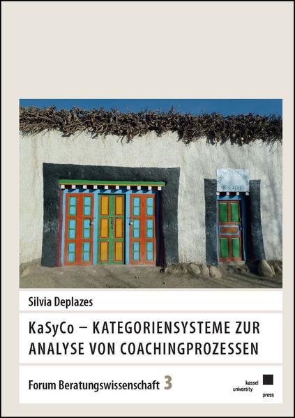 KaSyCo – Kategoriensysteme zur Analyse von Coachingprozessen - Coverbild