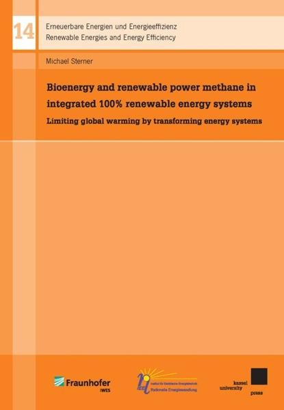 Bioenergy and renewable power methane in integrated 100% renewable energy systems - Coverbild