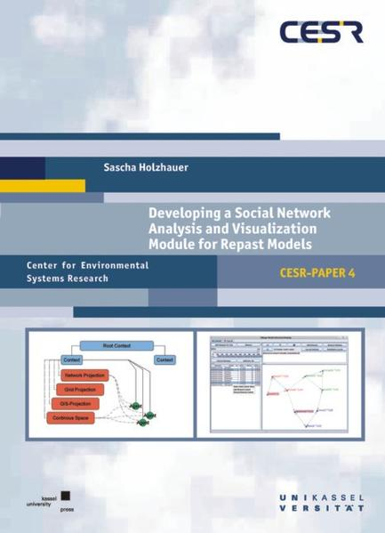 Developing a social Network - Coverbild