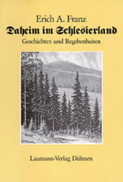 Daheim im Schlesierland - Coverbild