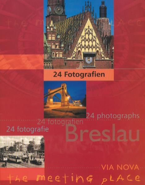 Breslau in 24 Fotografien - Coverbild